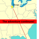 The Adventure Continues!