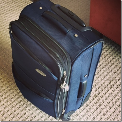 Italy - suitcase