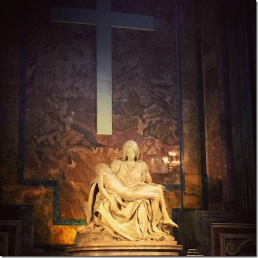 La Pieta_Michaelangelo