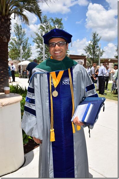 Vishnu's Med School Graduation 044