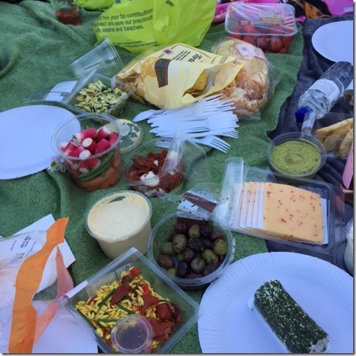 Picnic - Regents Park - London