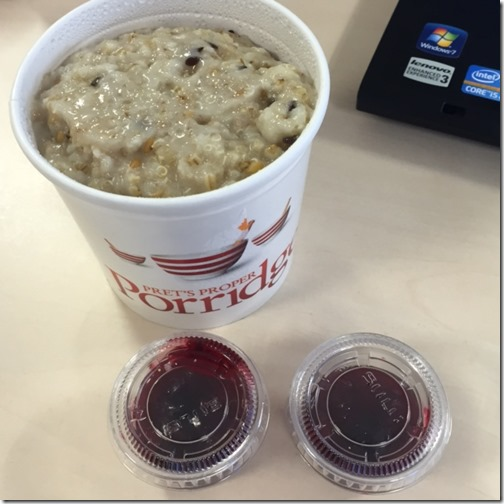 Pret A Manger - Porridge