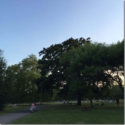 Regents Park - London