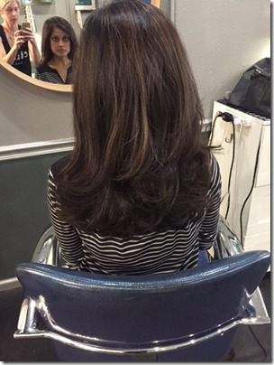 Haircut - Back