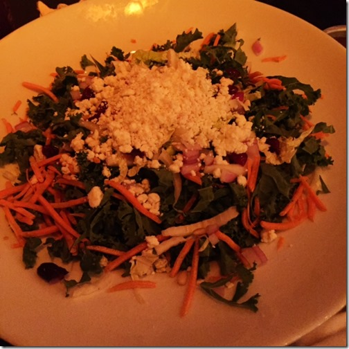 Kale salad - Datz