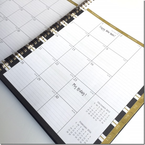 2016 Planner - 2