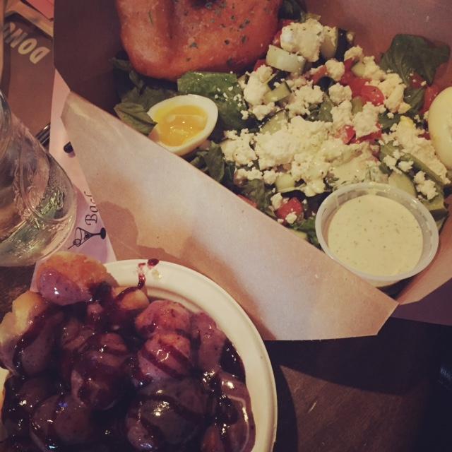 Goudough's salad - Austin, TX