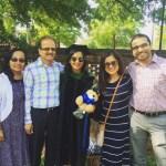 Weekend Recap – Graduation Celebrations + Wedding Prep