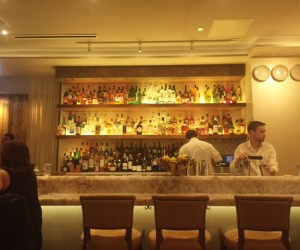Ema Chicago bar set up