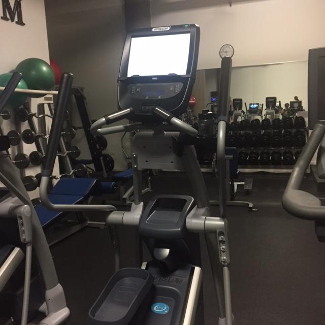 EFX cardio machine