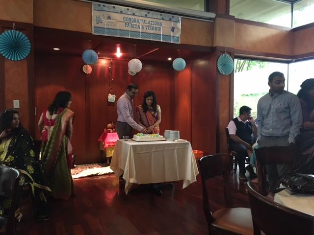 Indian Gujarati baby shower