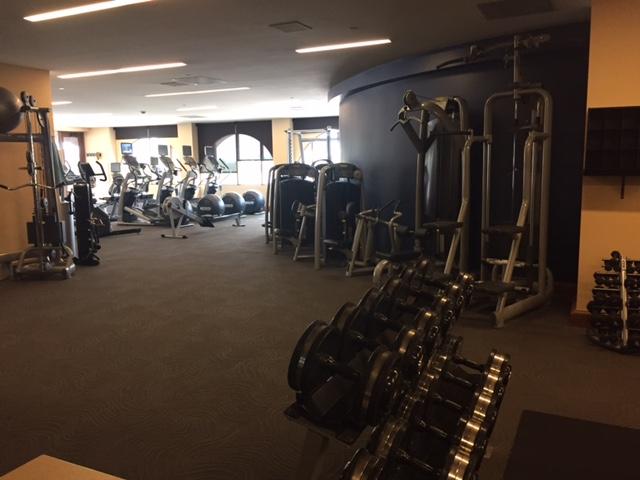 Omni Scottsdale gym