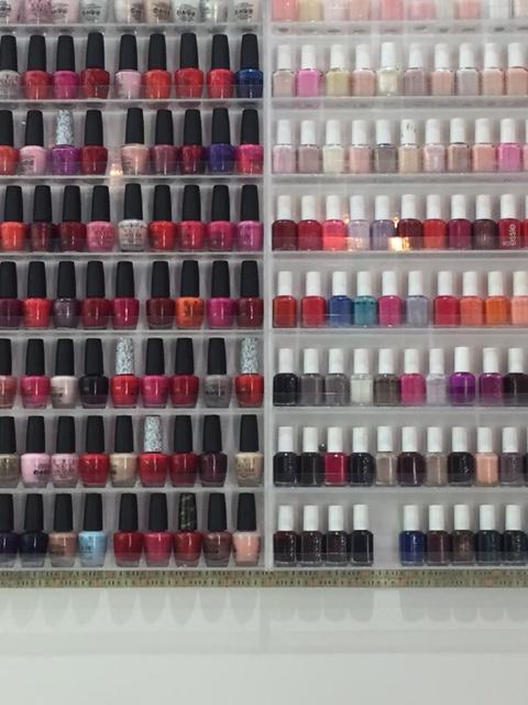 Nail polish - nail salon