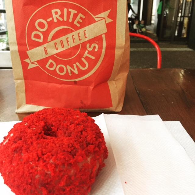 Dorite donuts