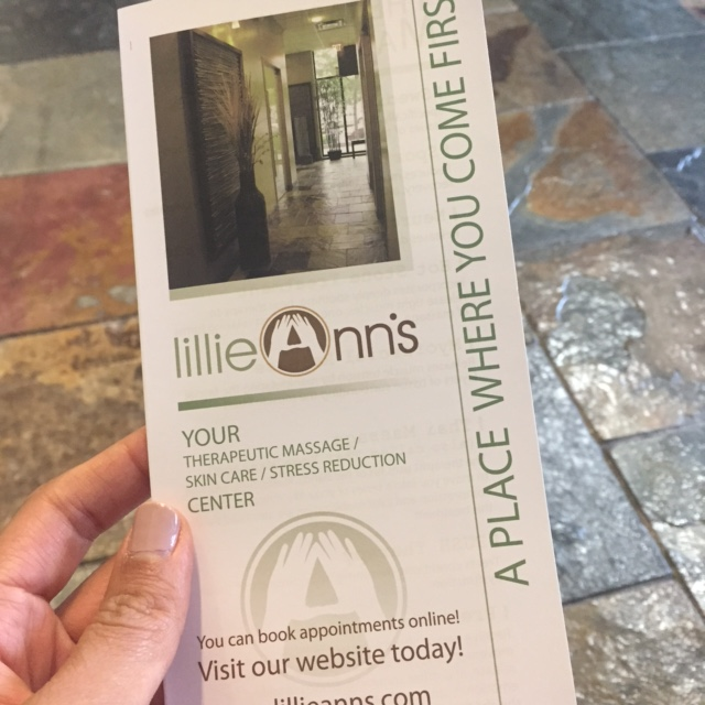 Lillie Ann's Massage Chicago