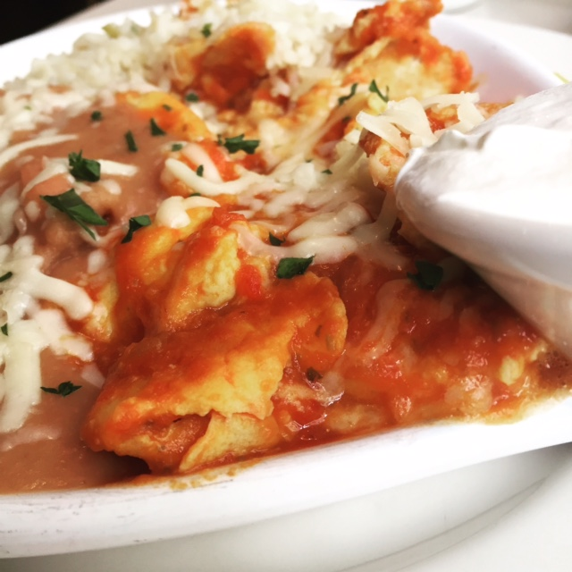 Ernesto's Chilaquiles - Nookies - Chicago
