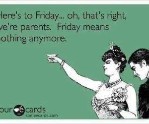 Friday parenting humor