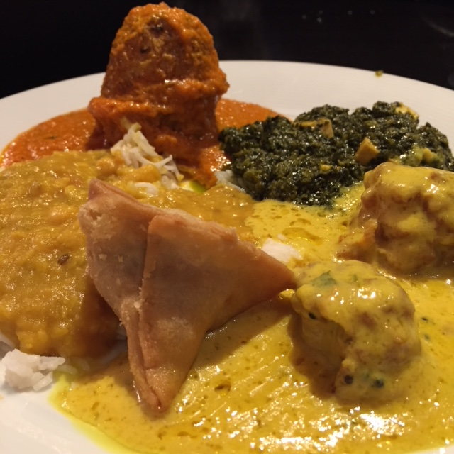 India House Chicago buffet