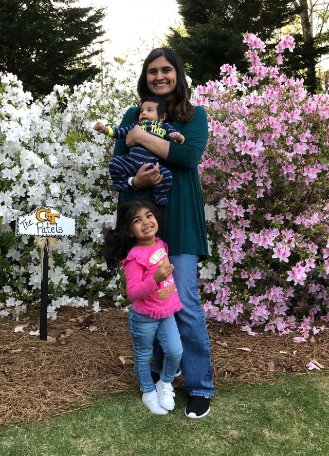 Chitra Patel - Diary of a Working Mom