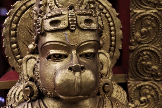 Hanuman dada