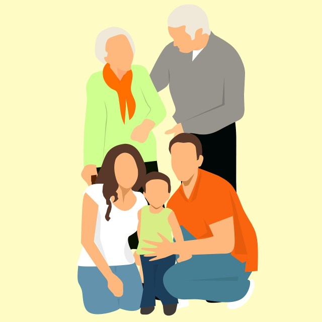 The maternal grandparent advantage