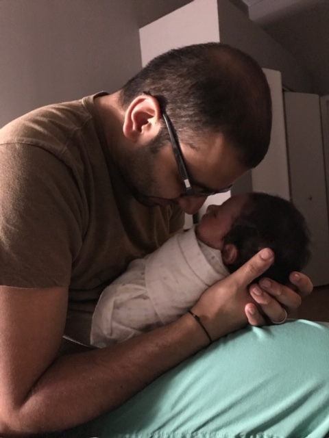 Raising a Kid with Doctor Dad