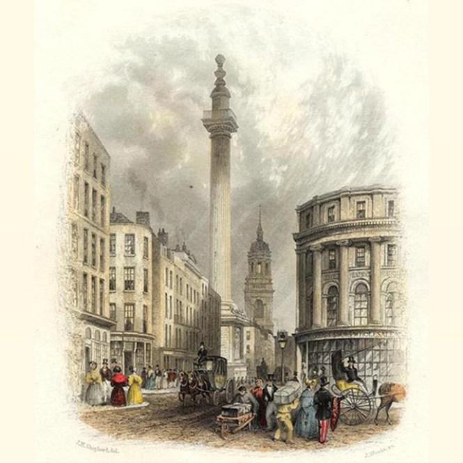 19e eeuw dichtbij en ver weg