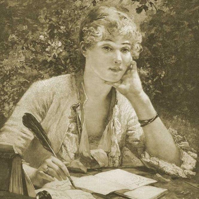 victoriaans schrijven