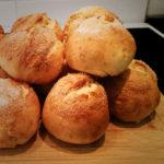 Victoriaans recept: London Buns