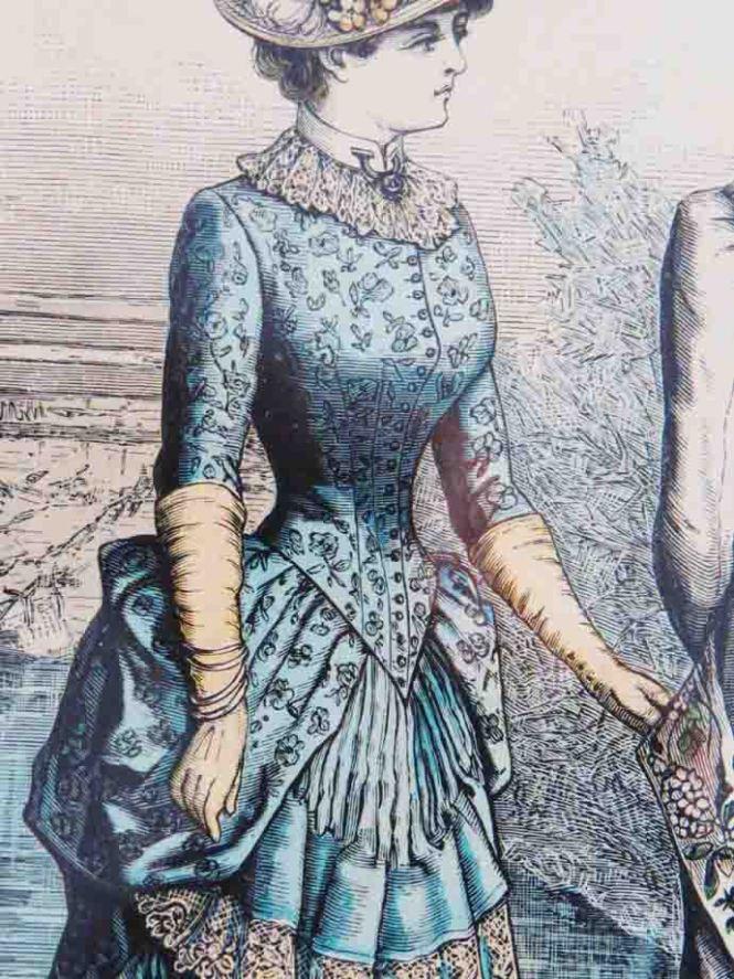 victoriaanse mode