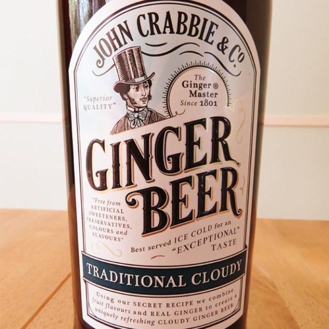 boodschappen-ginger-beer