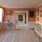 Het Bakkehus in Kopenhagen: Een interieur uit 1820