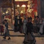 """Review: """"Rumoer in de stad"""" in het Gemeentemuseum Den Haag"""