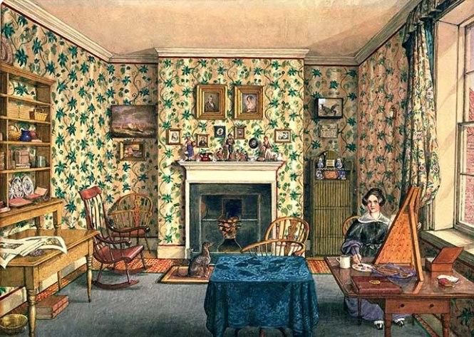 Victoriaans interieur de woonkamer my inner victorian for Eclectische stijl interieur