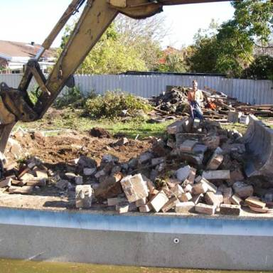 Find local demolishers near you in South Australia