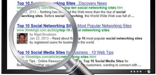10 Reasons to claim your Google Authorship Markup