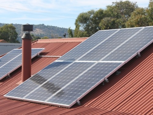 Find out if you are Eligible under the Solar Credit Scheme.