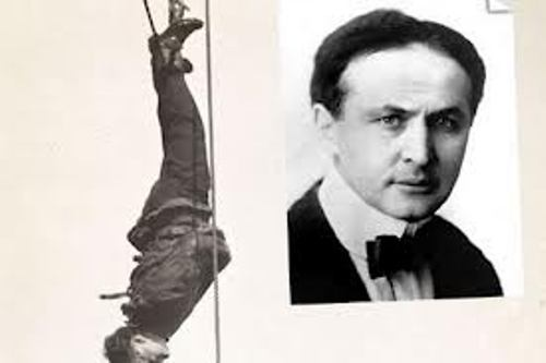 Harry Houdini Image