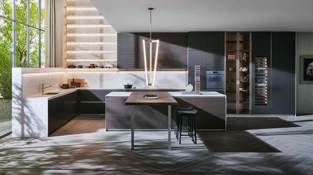 Perfezione e armonia nelle proporzioni e sapore di lusso understated sono il segno di riconoscimento di living divani, la dinamica e vivace azienda. Arredamento Di Lusso 2020 Scegliere La Cucina Dei Sogni Myinterior