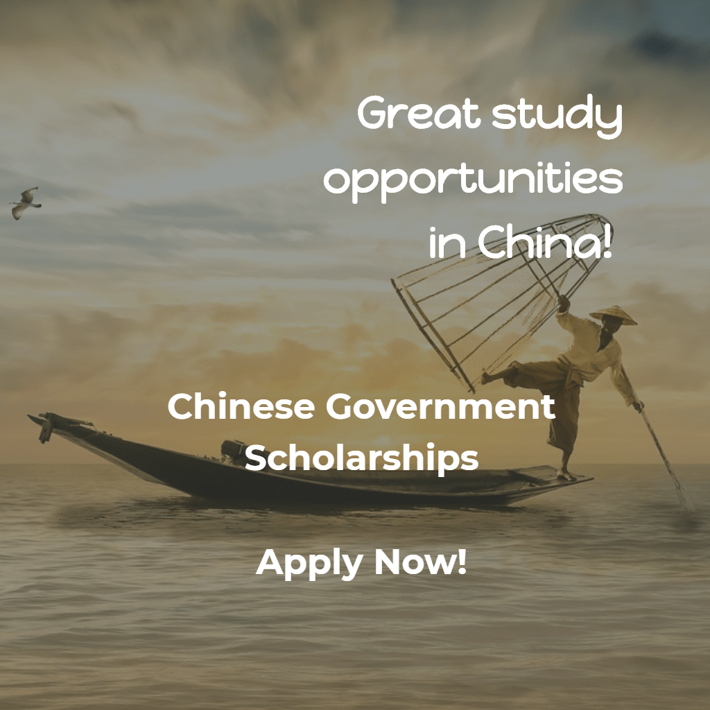 Scholarships of the Chinese Government