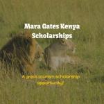 Mara Gates Kenya Scholarship