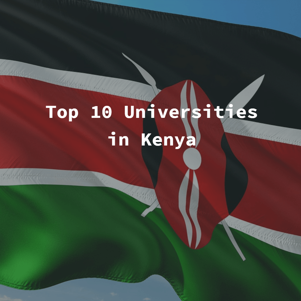 Top 10 Universities in Kenya