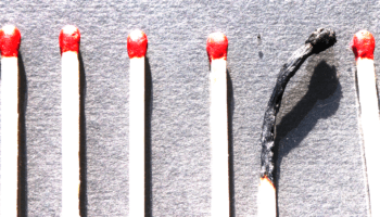 are you experiencing burnout