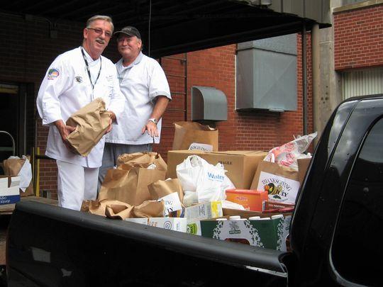 Award-Winning Hospital Chef's True Passion: Feed Those Who Need