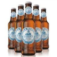 Italiaanse bier - Birra Moretti Bianca- 24 x 33 CL