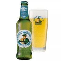 Italiaanse bier - Birra Moretti Zero - 24 x 33 CL