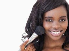 Make up lady