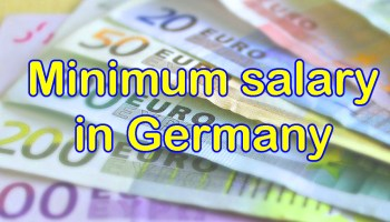 Minimum salary in Germany