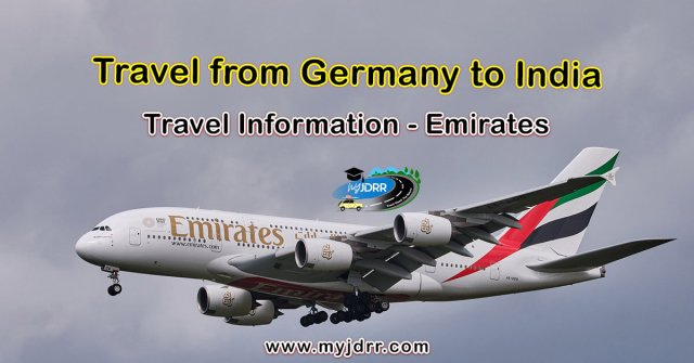 Travel from Germany to India - Emirates Airlines