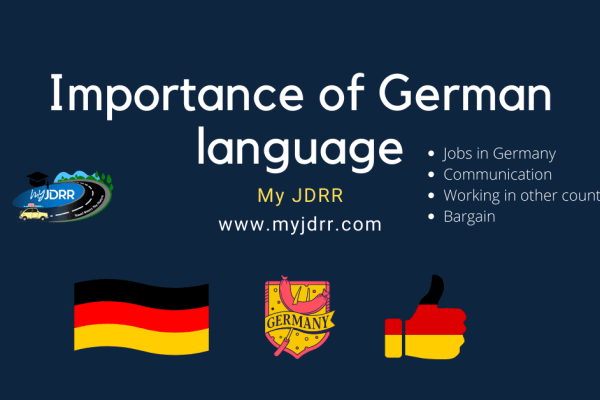 Importance of German language